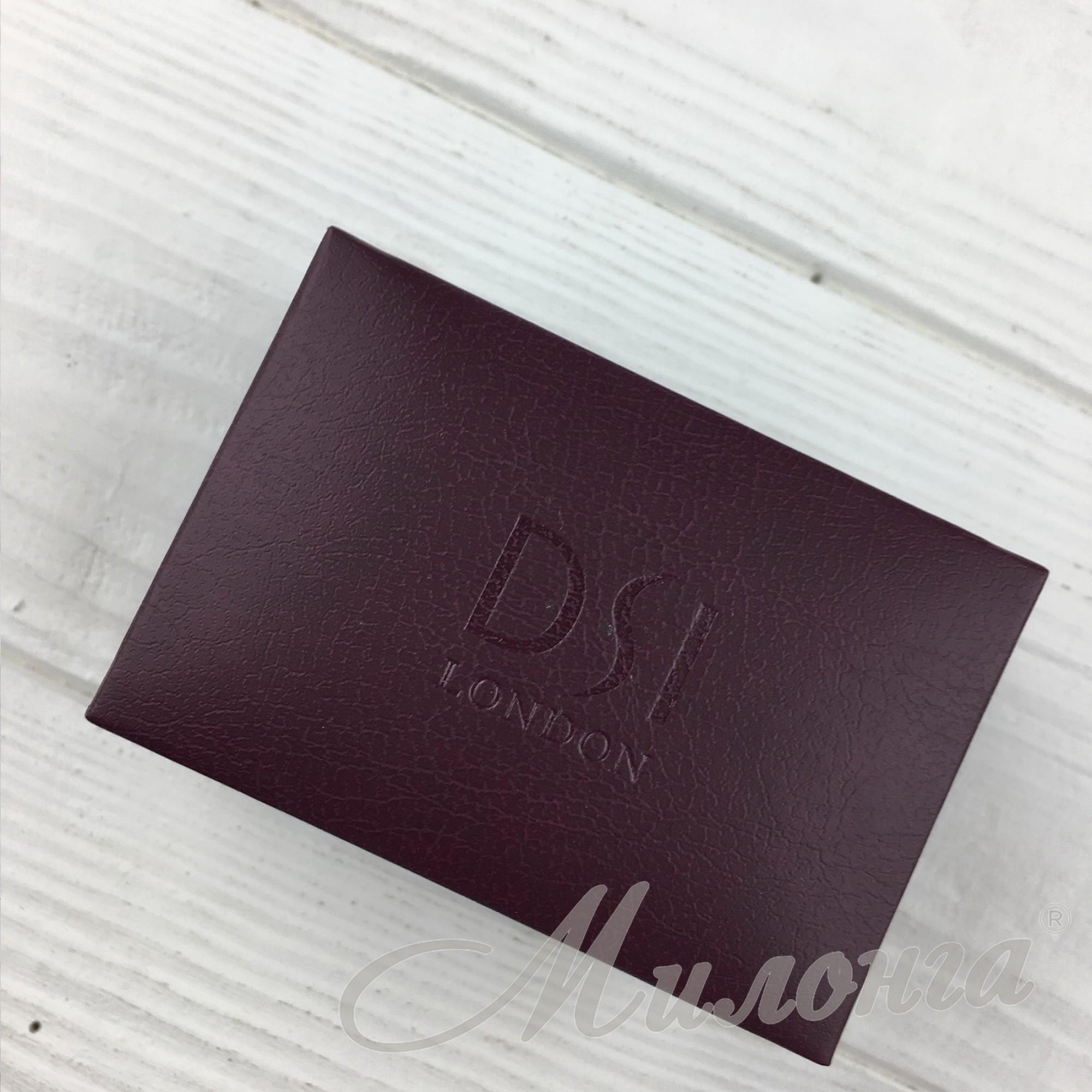 Запонки DSI золото черный