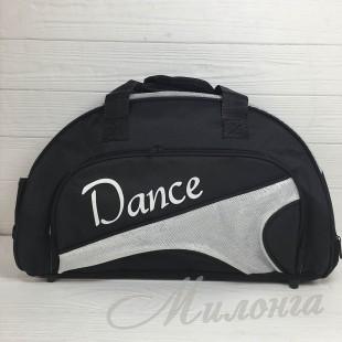 Сумка Dance серебро