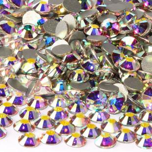 Preciosa AB Viva SS16, клеевые Crystal