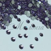 Preciosa Crystal SS16, клеевые Violet