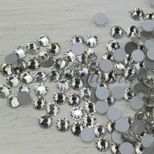 Preciosa Crystal SS16, клеевые Crystal