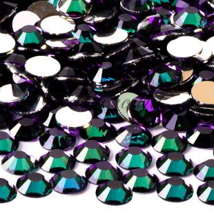 Preciosa Crystal SS20, клеевые Heliotrope