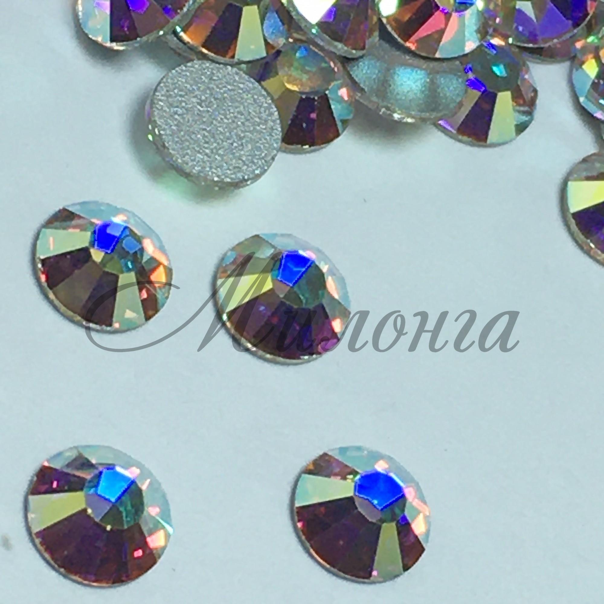 Preciosa Crystal SS20, клеевые Crystal