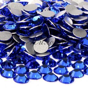 Preciosa Crystal SS20, клеевые Sapphire