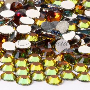 Preciosa Crystal SS20, клеевые Volcano