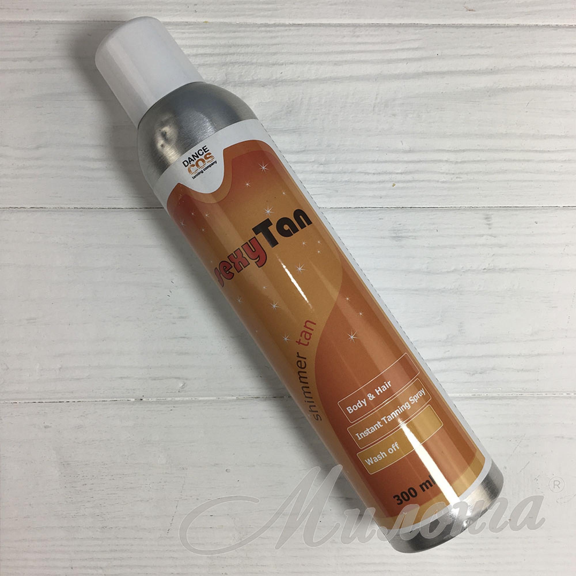 Автозагар Shimmer Tan Spray