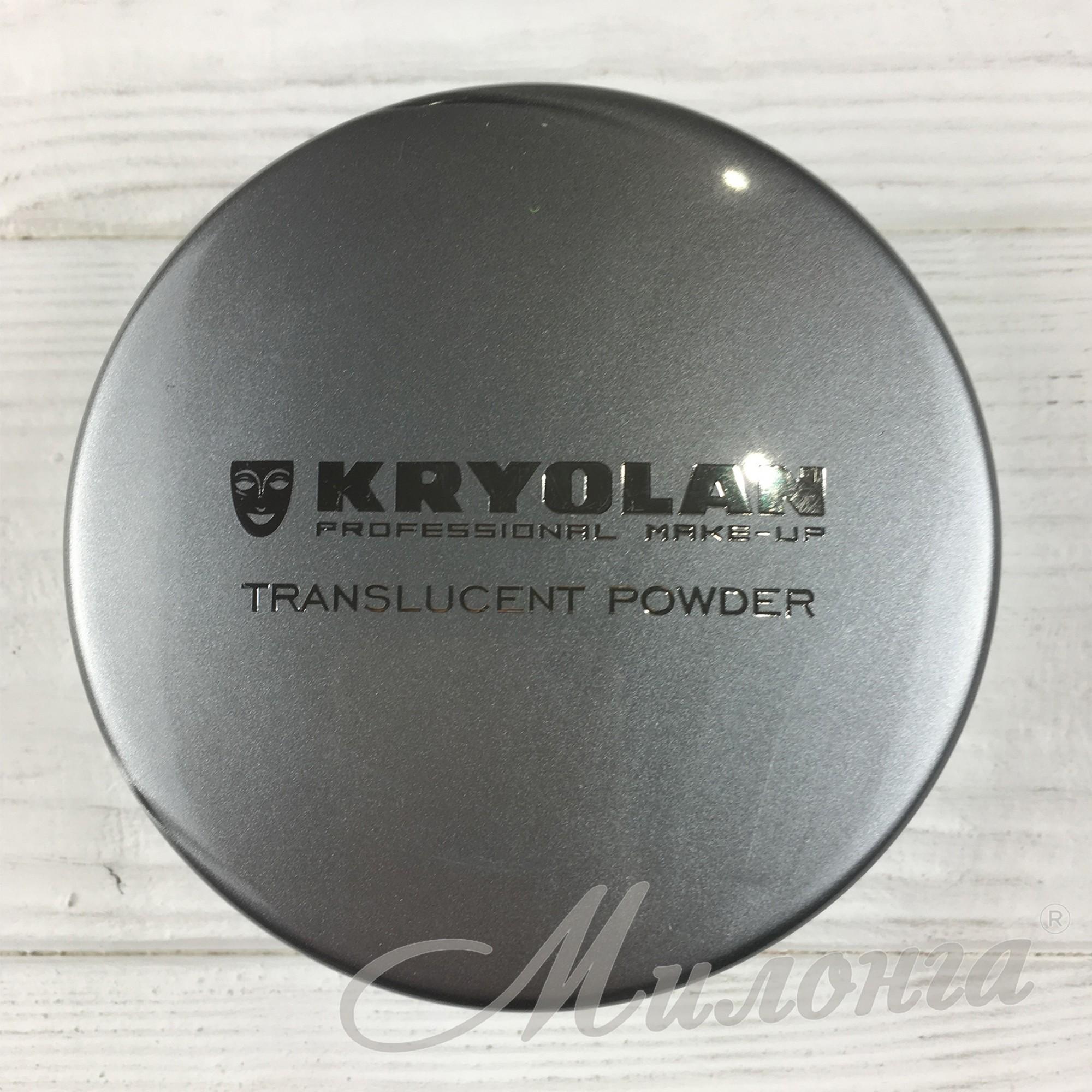 Пудра (5700) бронизующая, рассыпная Kryolan