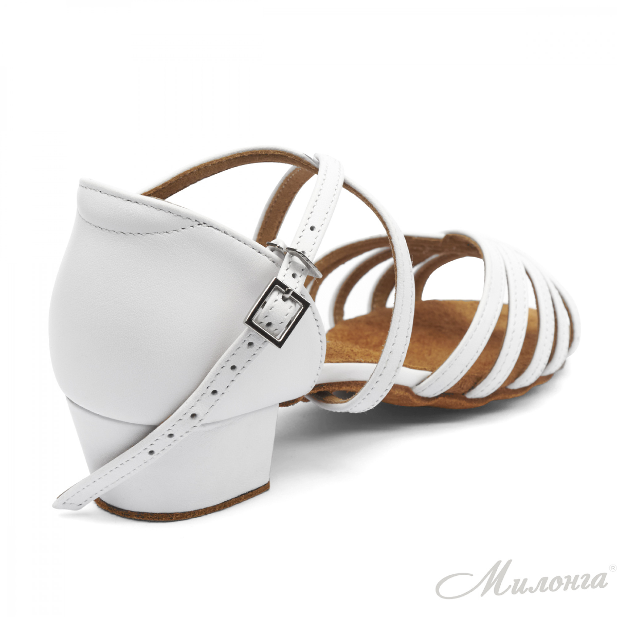 BD Dance, мод. 603, белая
