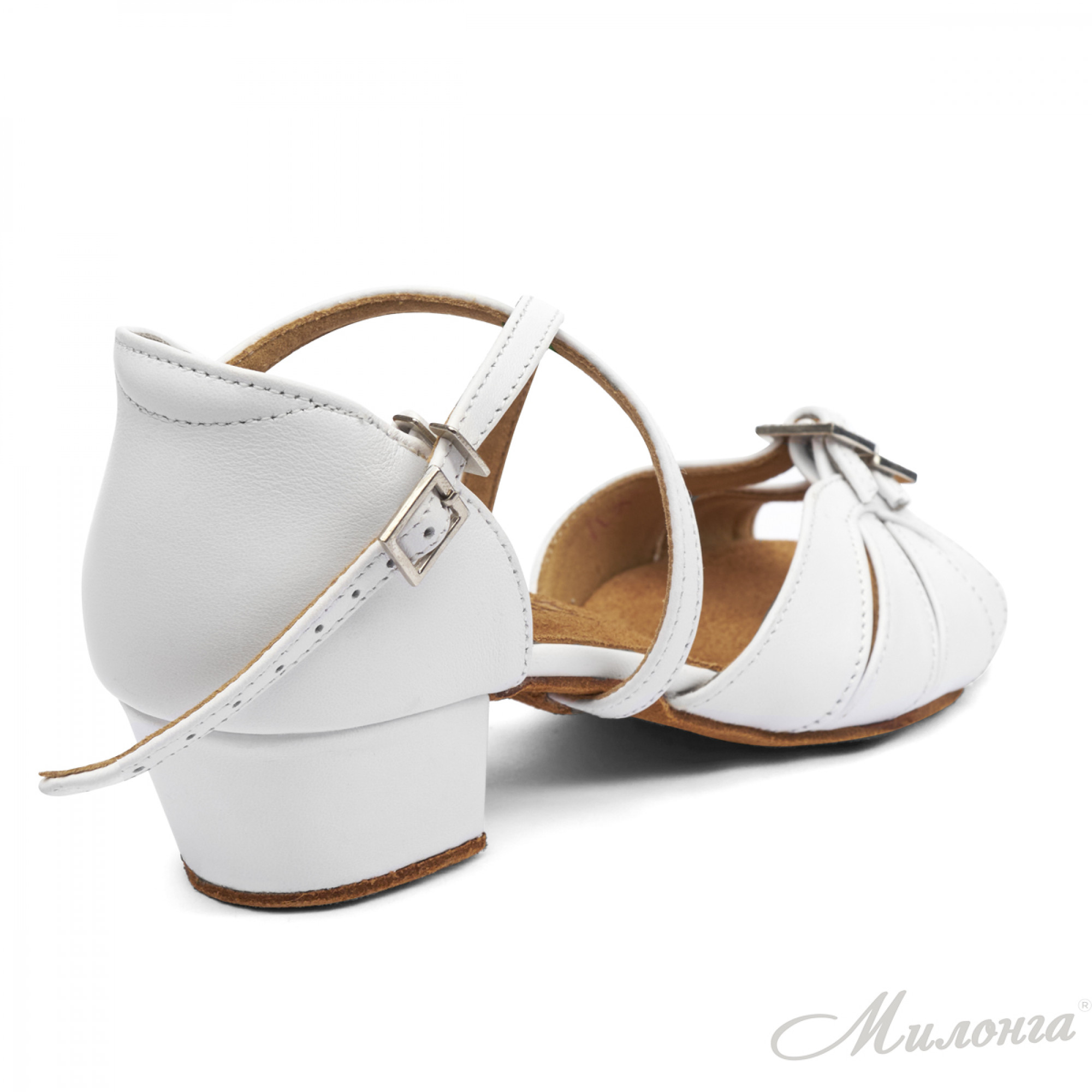 BD Dance, мод. 609, белая