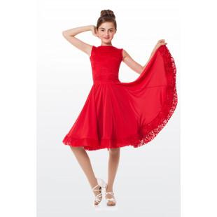 Бейсик 836 Валенсия, красный
