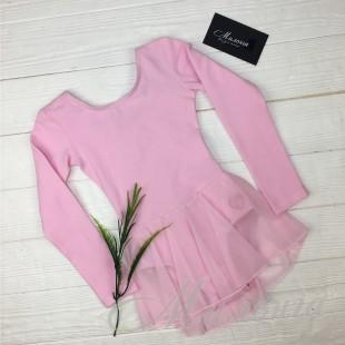 Купальник Доменика, розовая