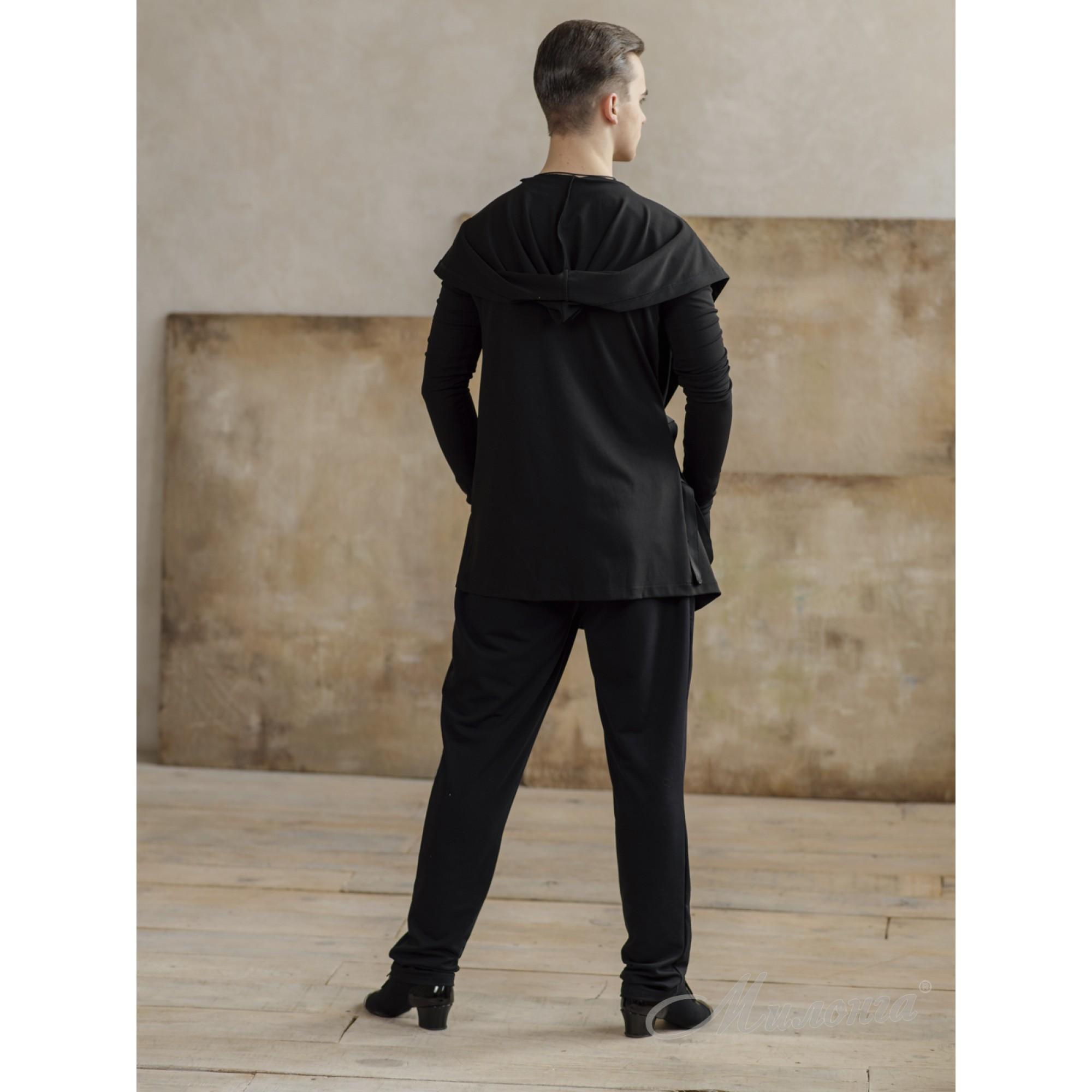 Мужской кардиган с капюшоном Stesh coat01