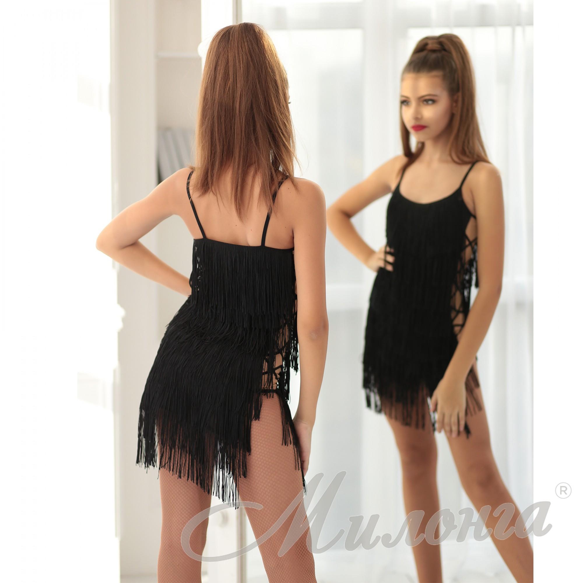 Платье DNC Fringe