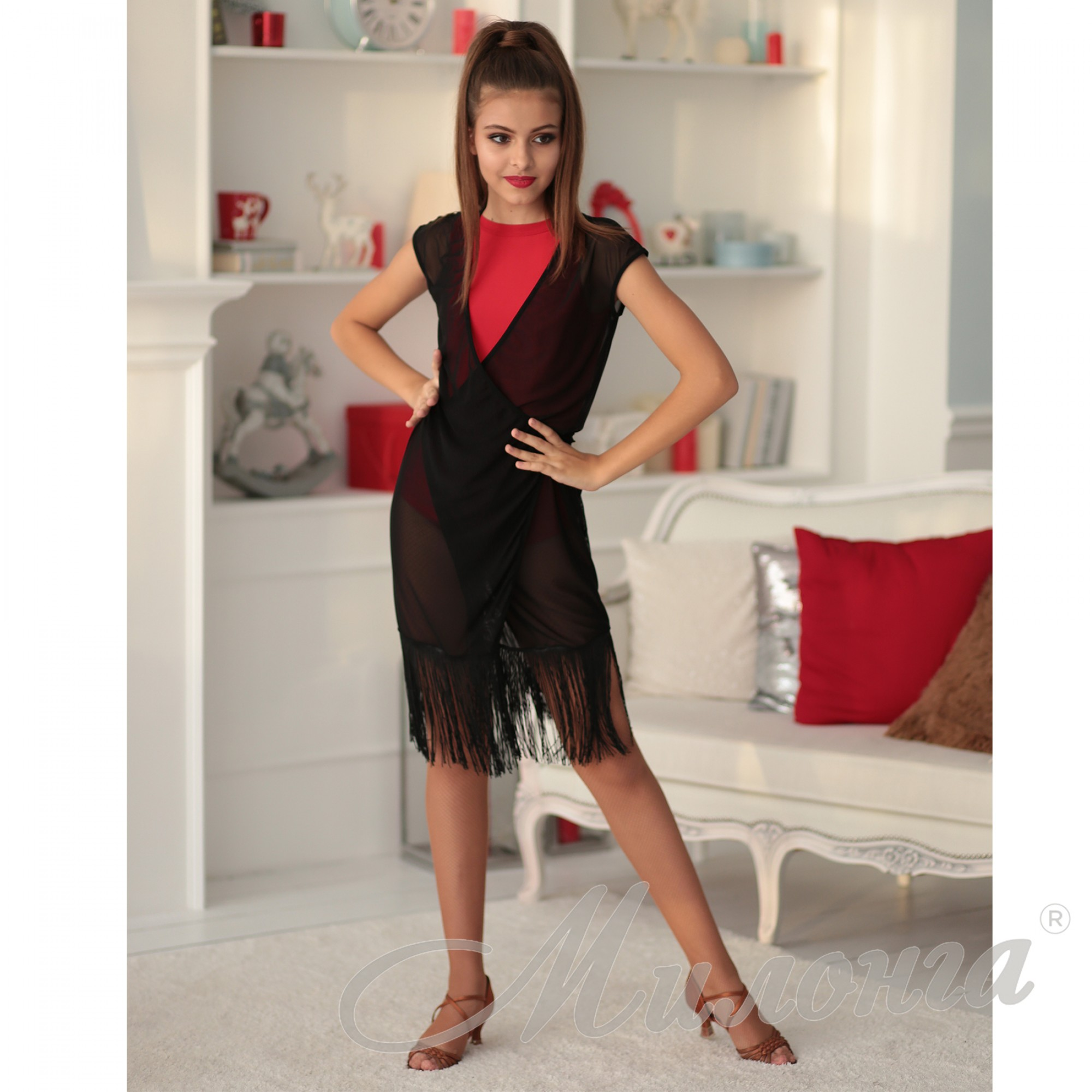 Платье накидка OnDance SITKA