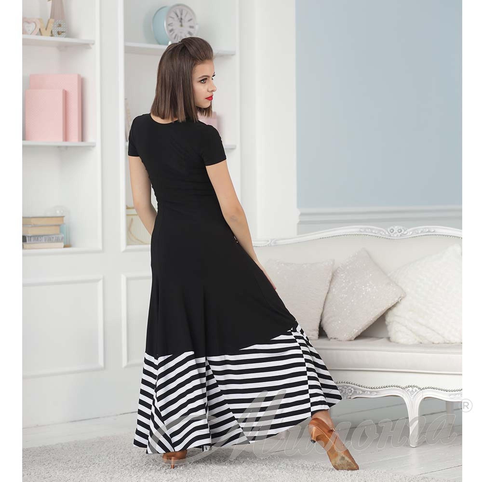 Платье стандарт 924 полоска