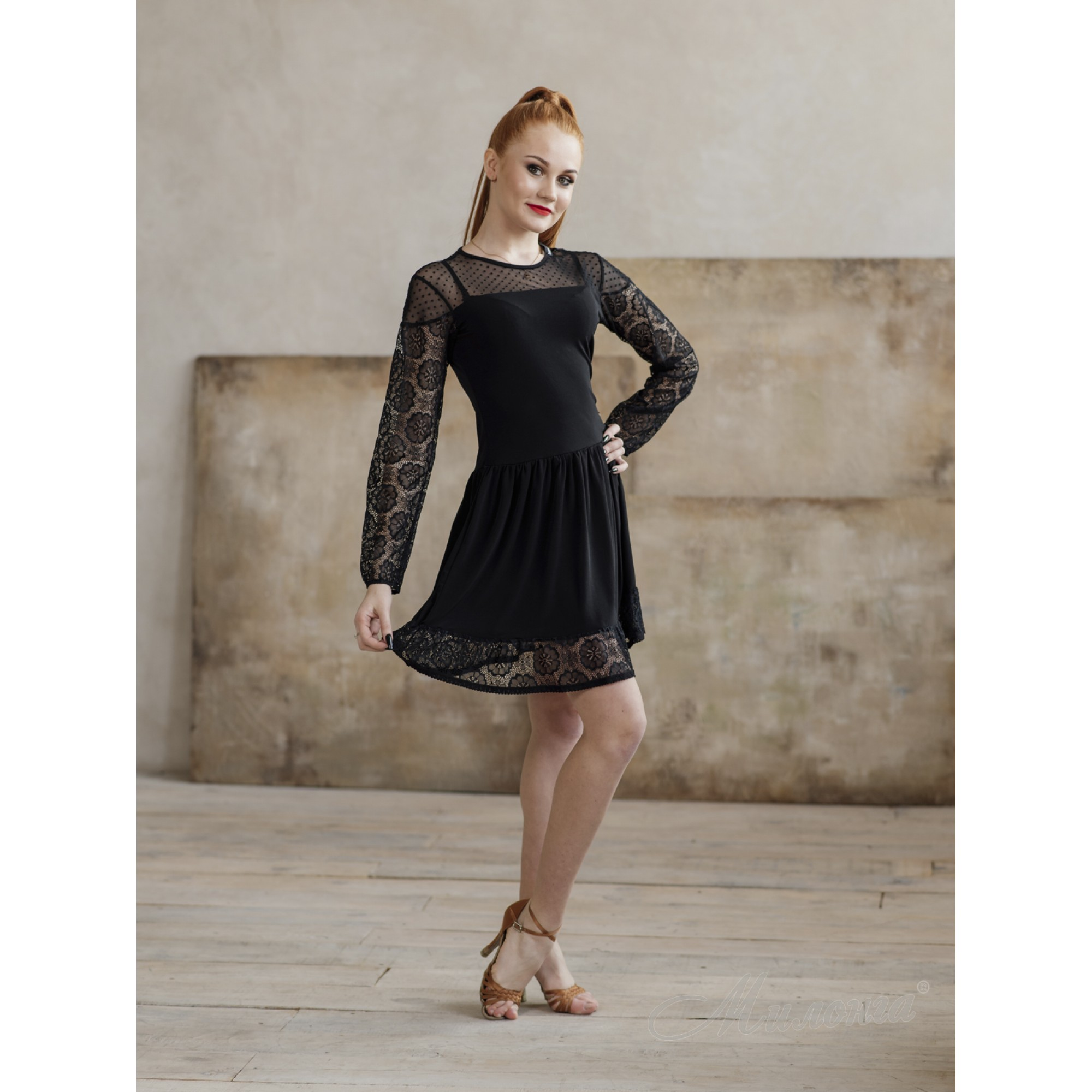 Платье ПЛ432