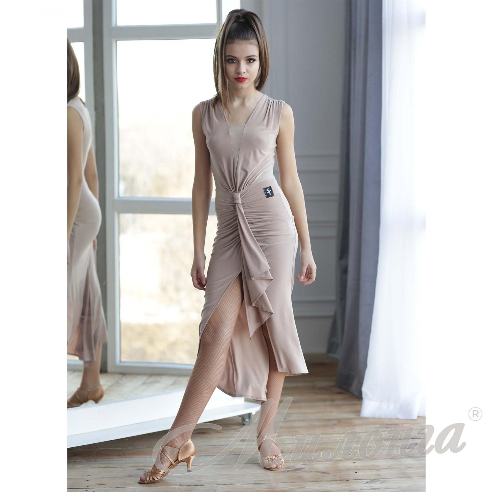 Платье Stesh D09,Лео