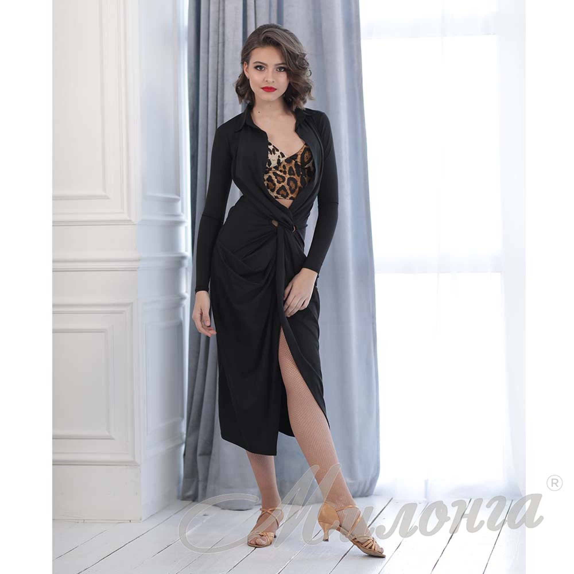 Платье ZYM 8085