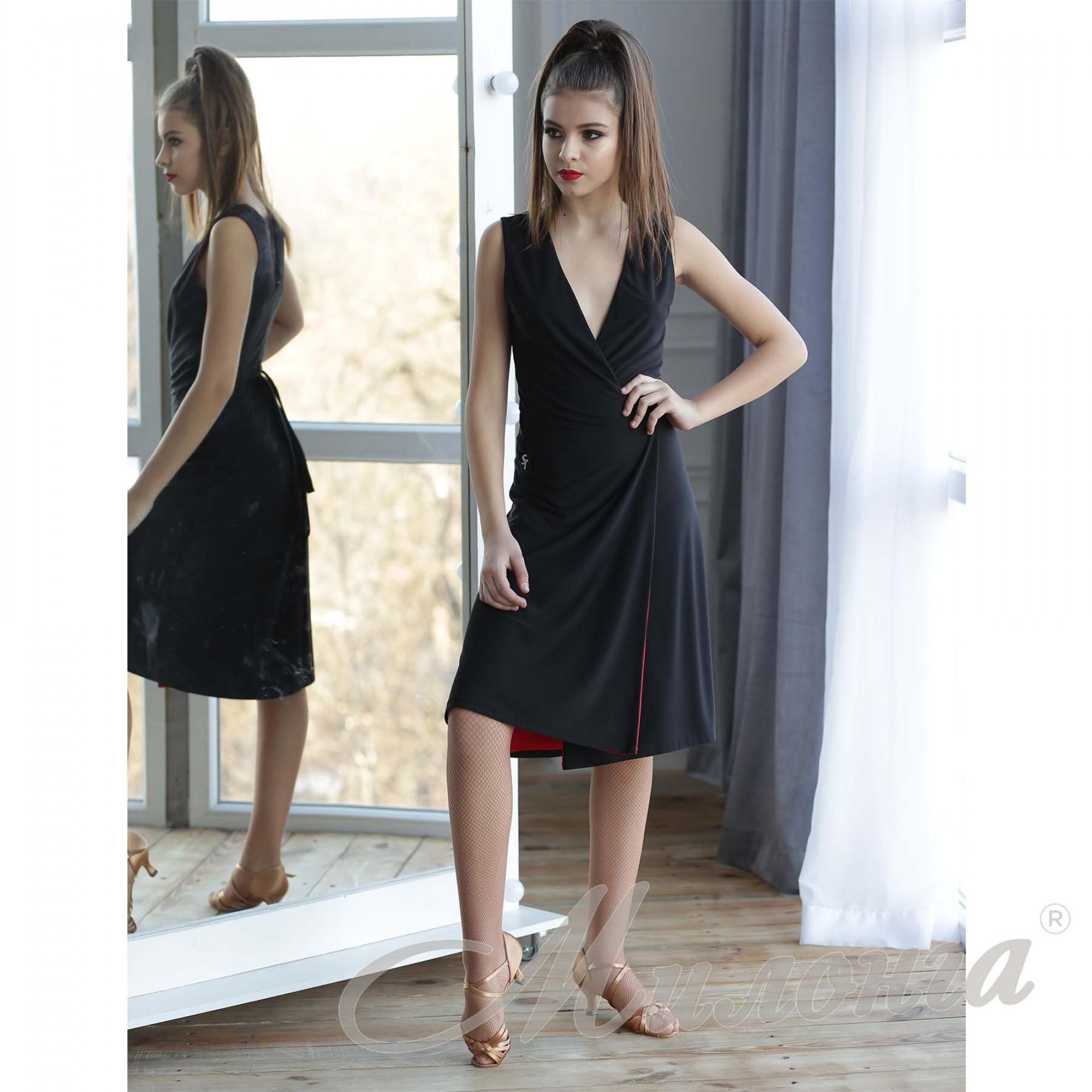 Платье Stesh D22, комбинация