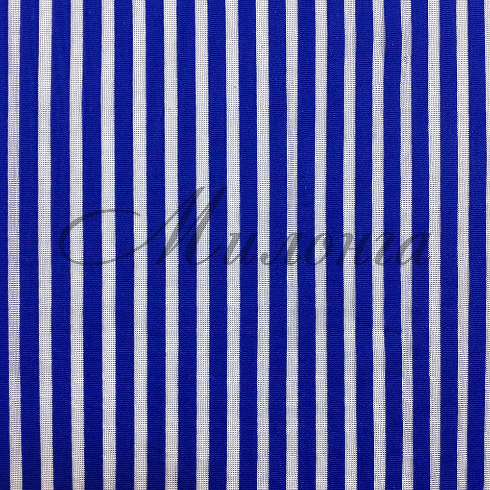 Лайкра DSI Stripes (1265) Sapphire