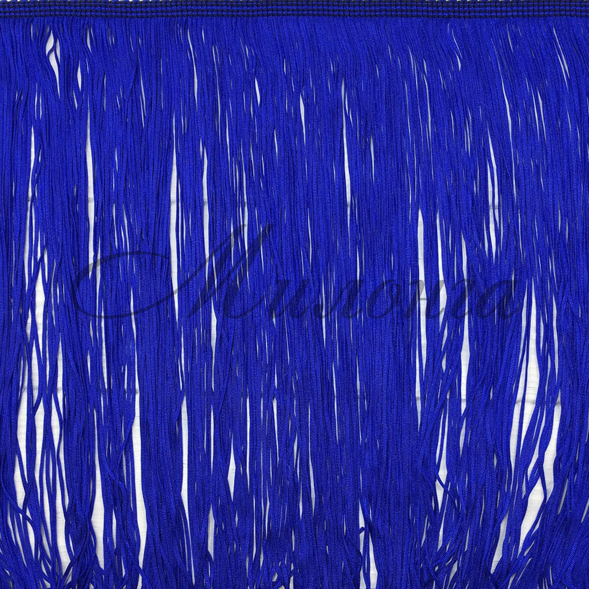 Бахрома Chrisanne 15 см Cobalt