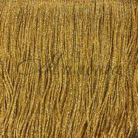 Бахрома Chrisanne 30 см Gold