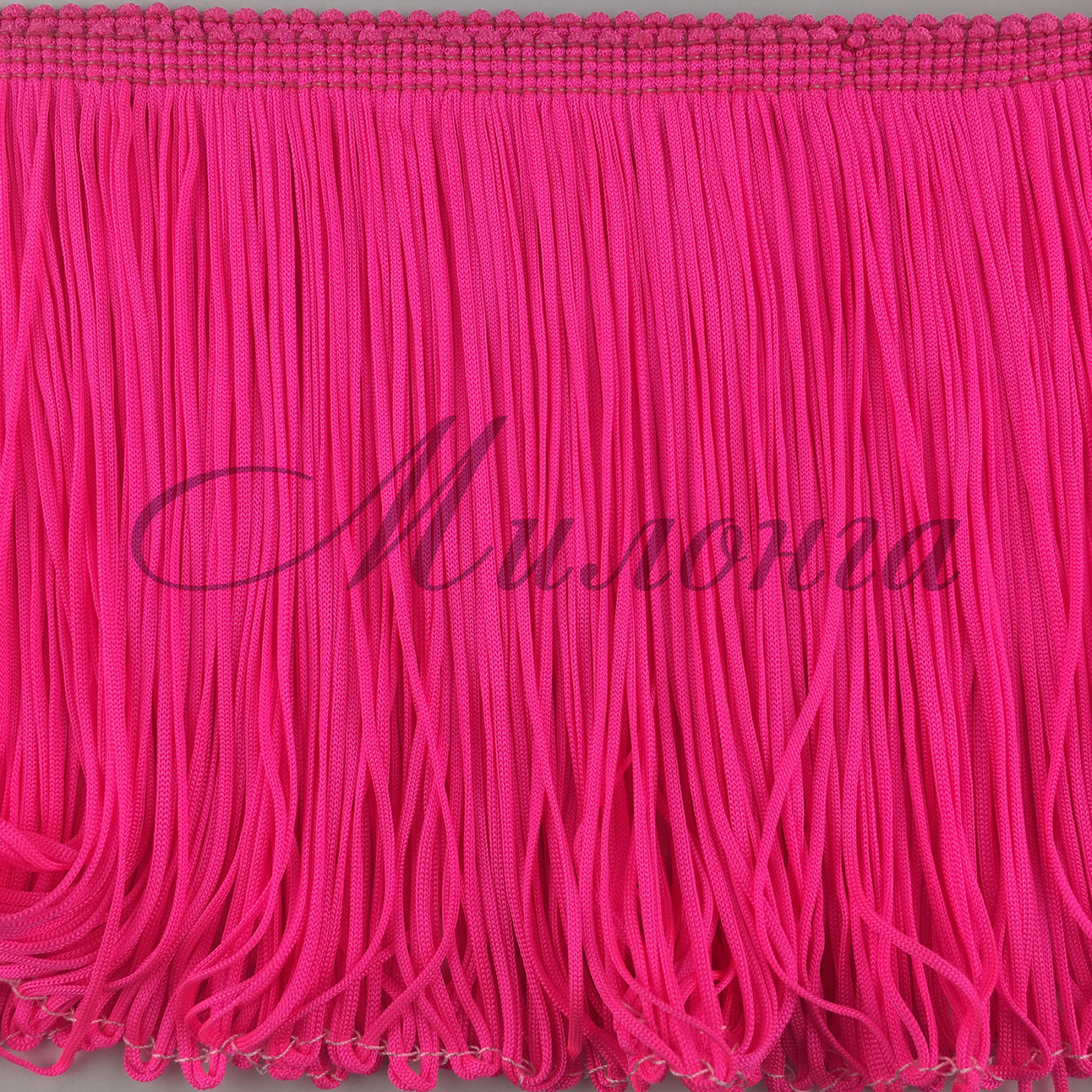 Бахрома Chrisanne 15 см PinkFizz