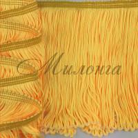 Бахрома Chrisanne 15 см Saffron