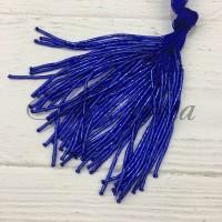 Стеклярус Chrisanne пучок (50 ниток) Cobalt