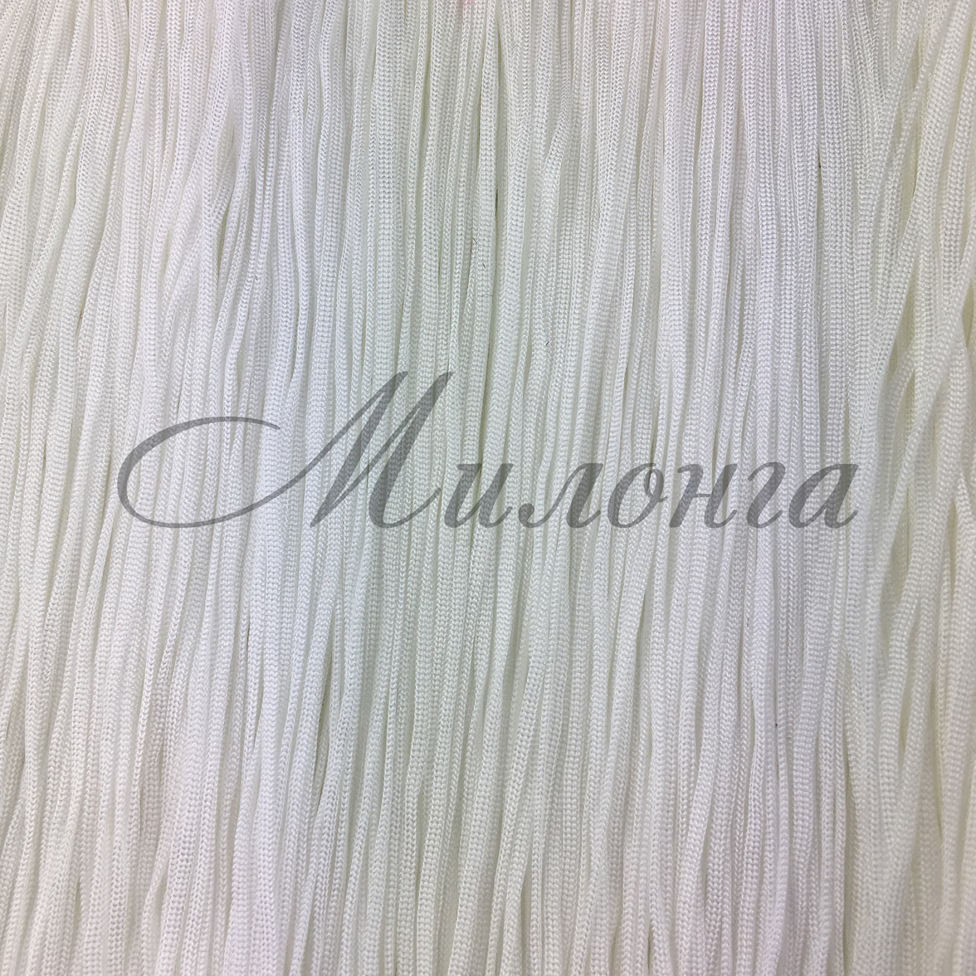 Бахрома Chrisanne 15 см White