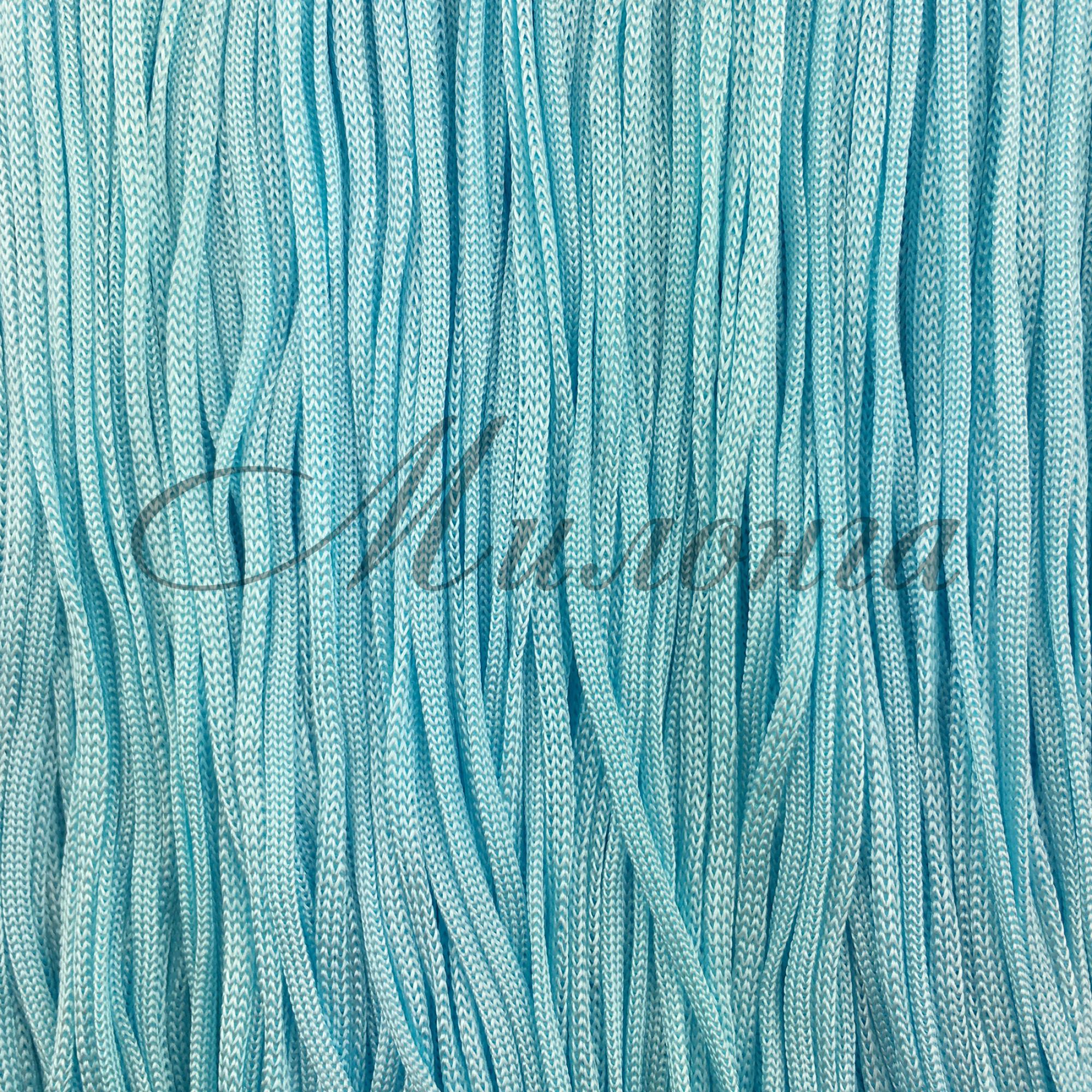 Бахрома DSI 15 см PaleTurquose