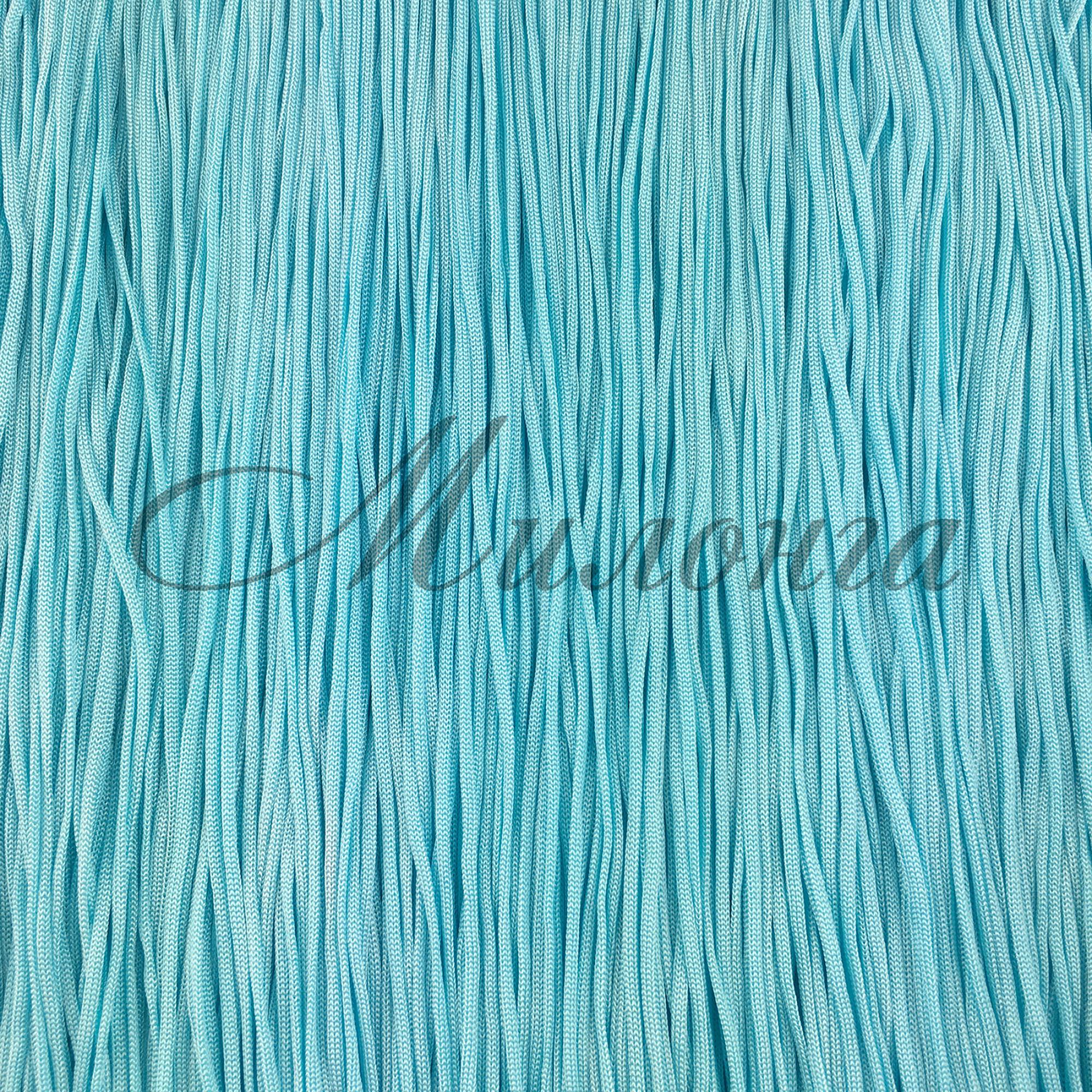 Бахрома Chrisanne 30 см Aqua