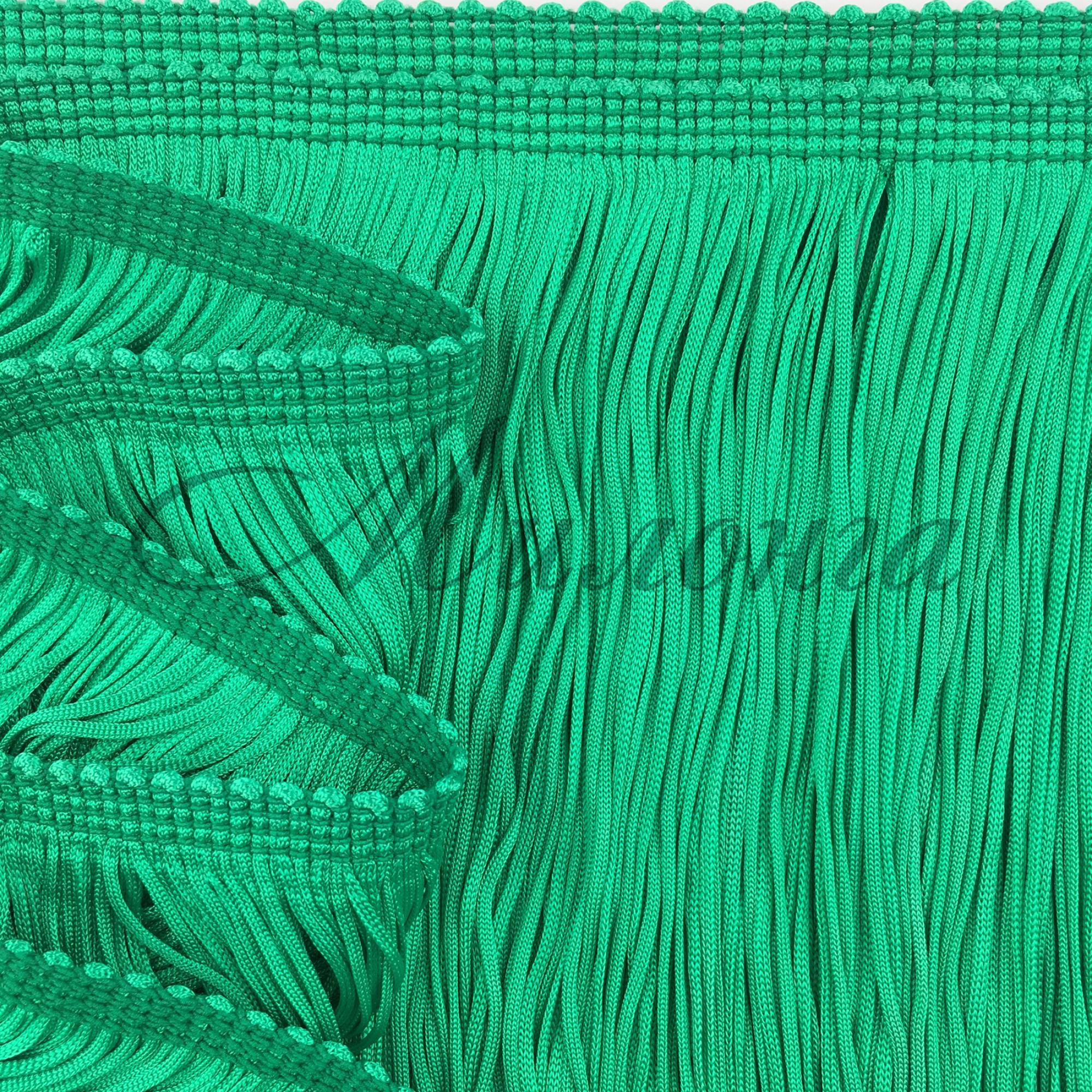 Бахрома Chrisanne 15 см Emerald