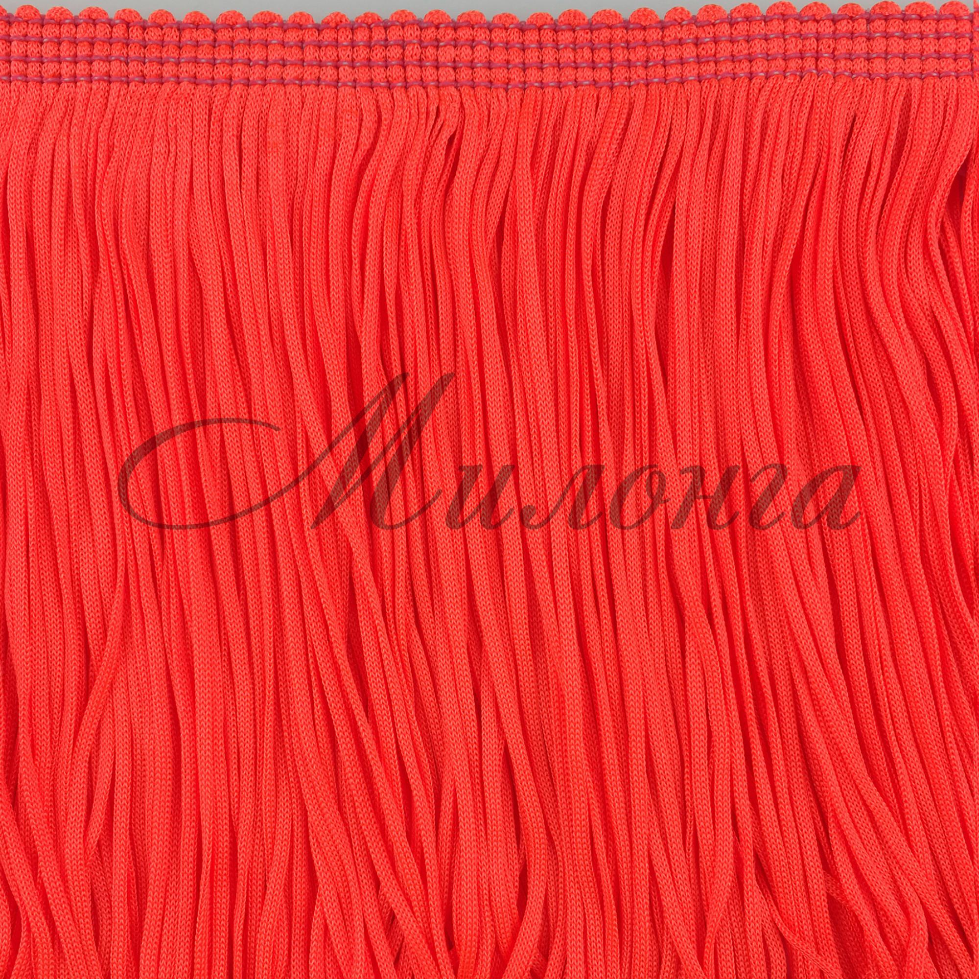 Бахрома DSI 15 см FlameRed