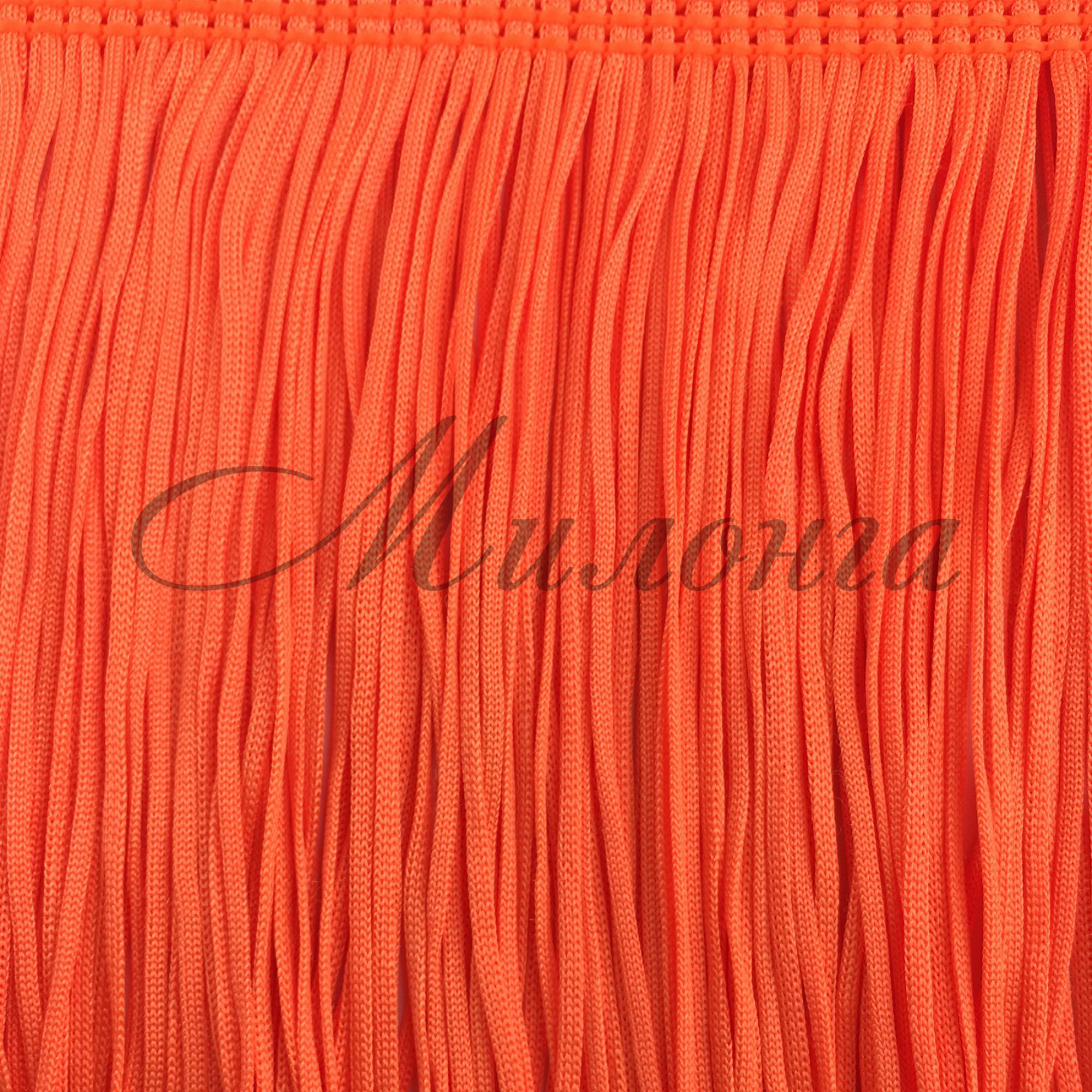 Бахрома Chrisanne 30 см Orange