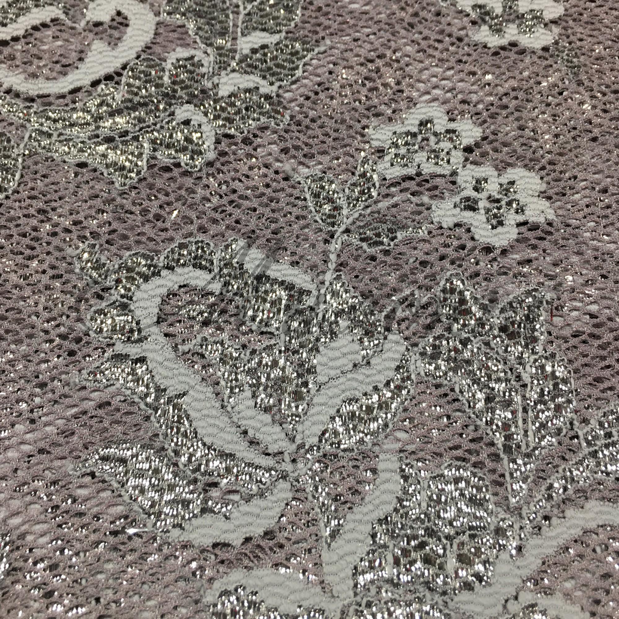 Гипюр Spanish Rose DSI Silver