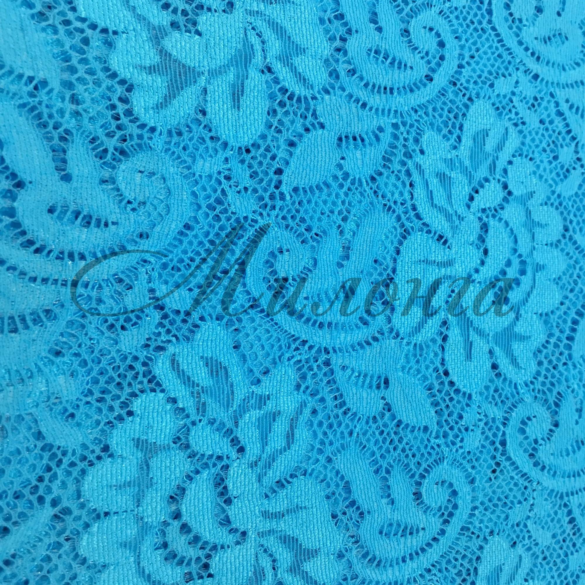 Гипюр Flower Chrisanne BlueParadise