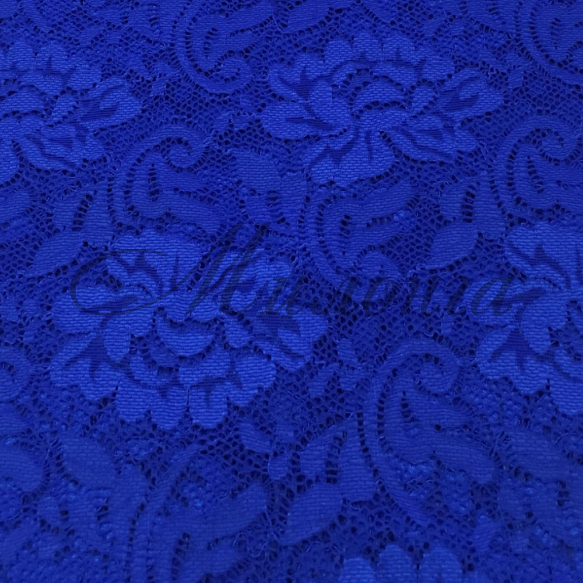 Гипюр Flower Chrisanne Cobalt