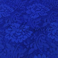 Гипюр Flower Chrisanne Cobalt