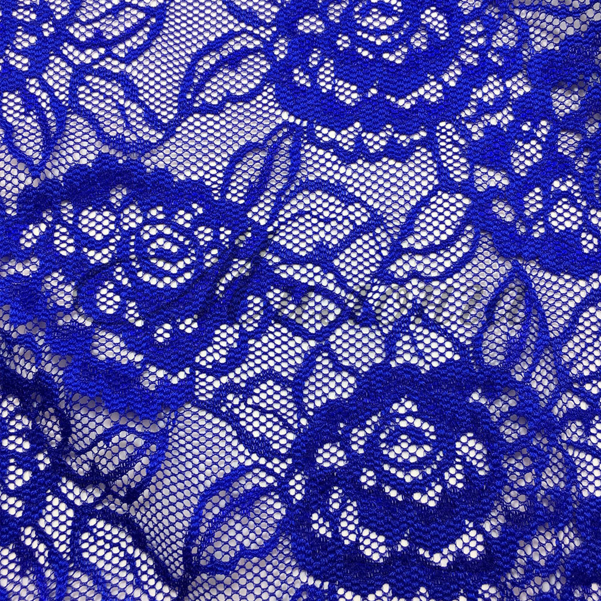 Гипюр Petunia Италия BlueBerry