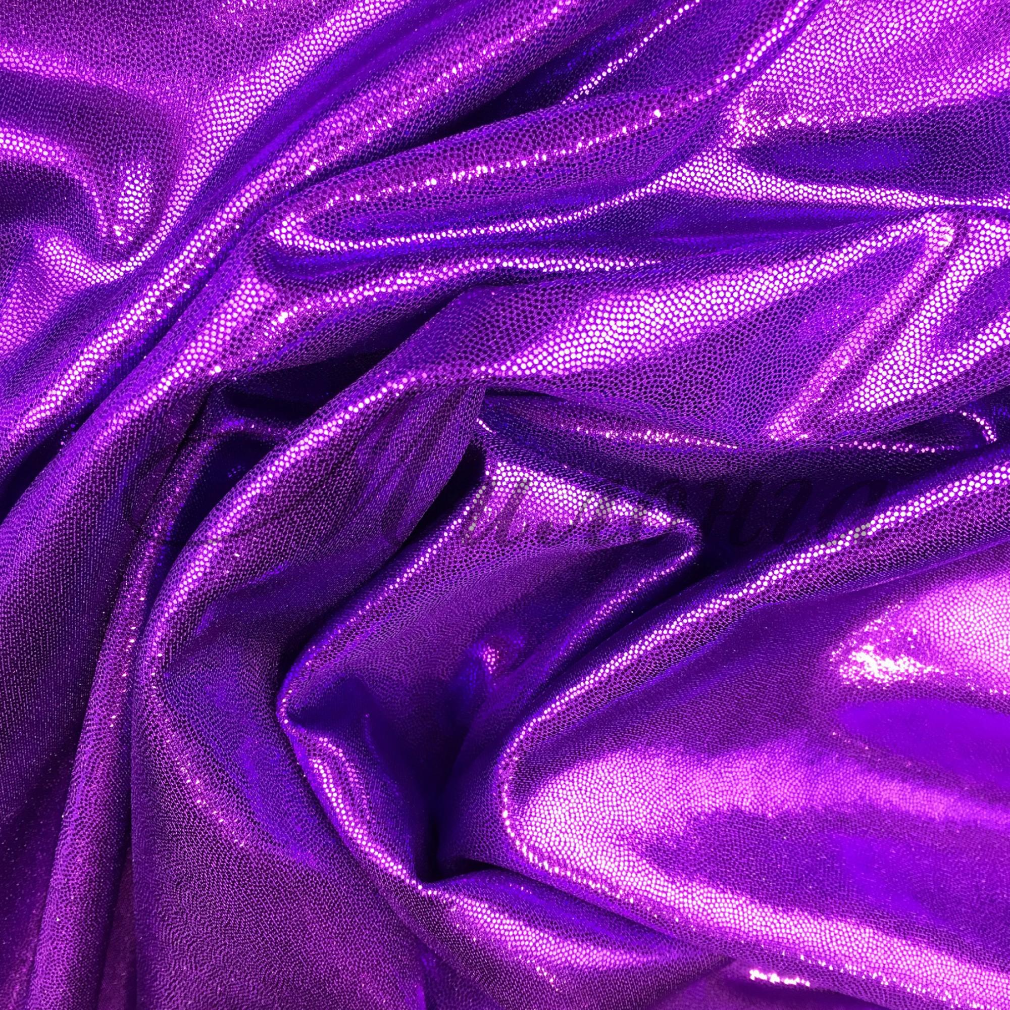 Лайкра Chrisanne DotShine Purple On Purple