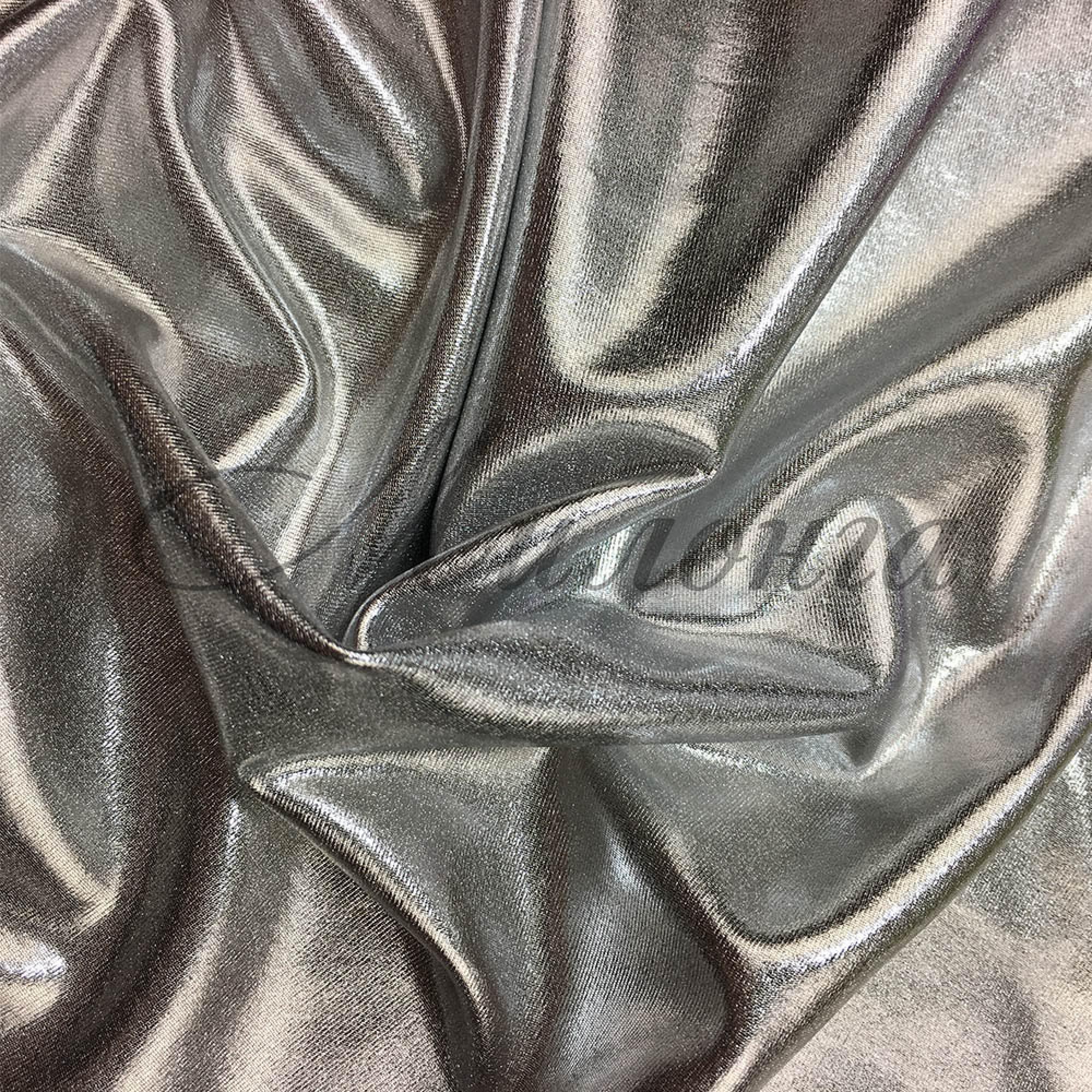 Лайкра Chrisanne Metallic 2578 Silver
