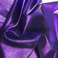 Лайкра Chrisanne DotShine Purple On Black