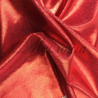 Лайкра Chrisanne DotShine Red On Red