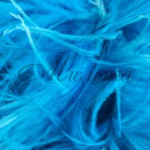 Перья страуса Chrisanne BlueParadise