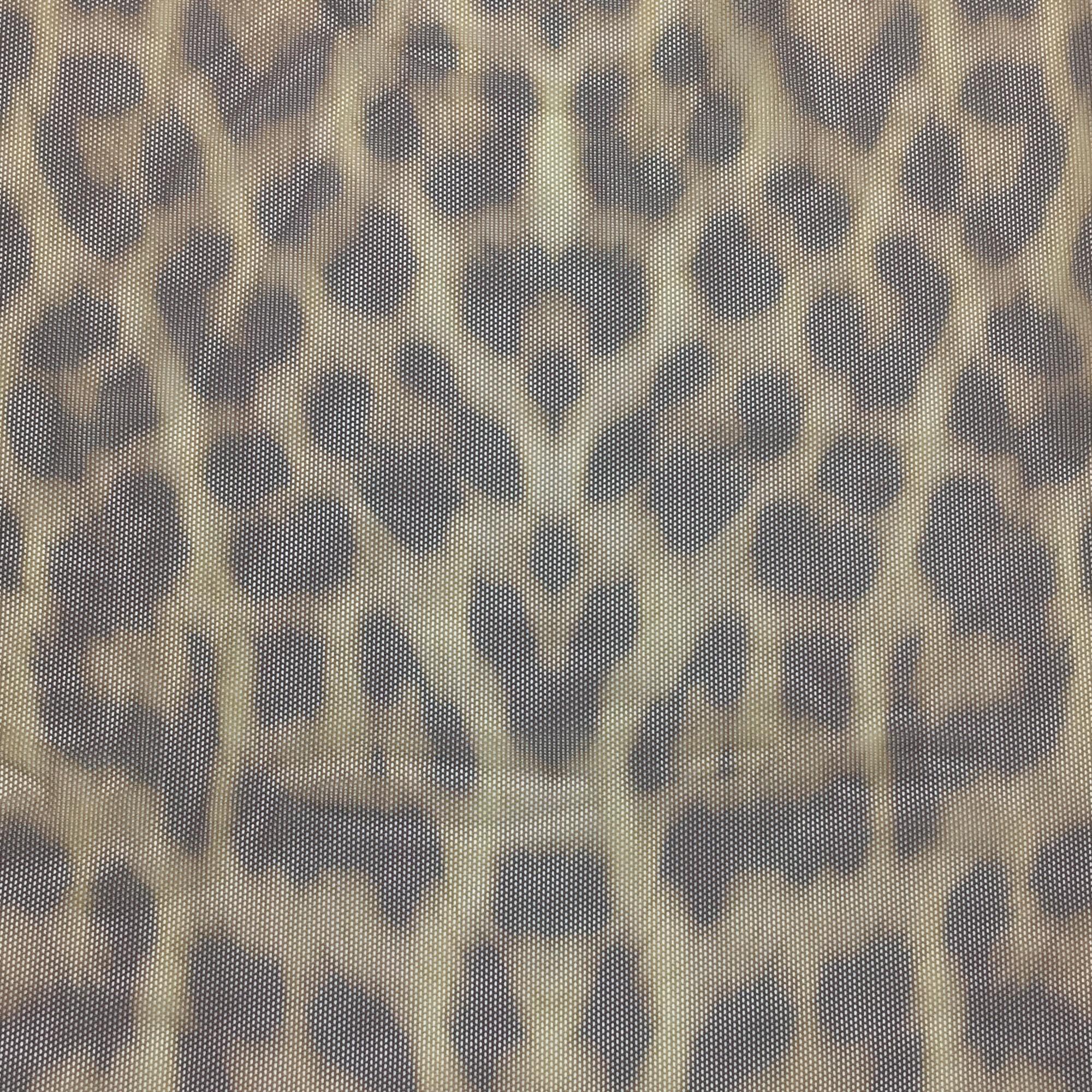 Сетка Chrisanne Animal Print