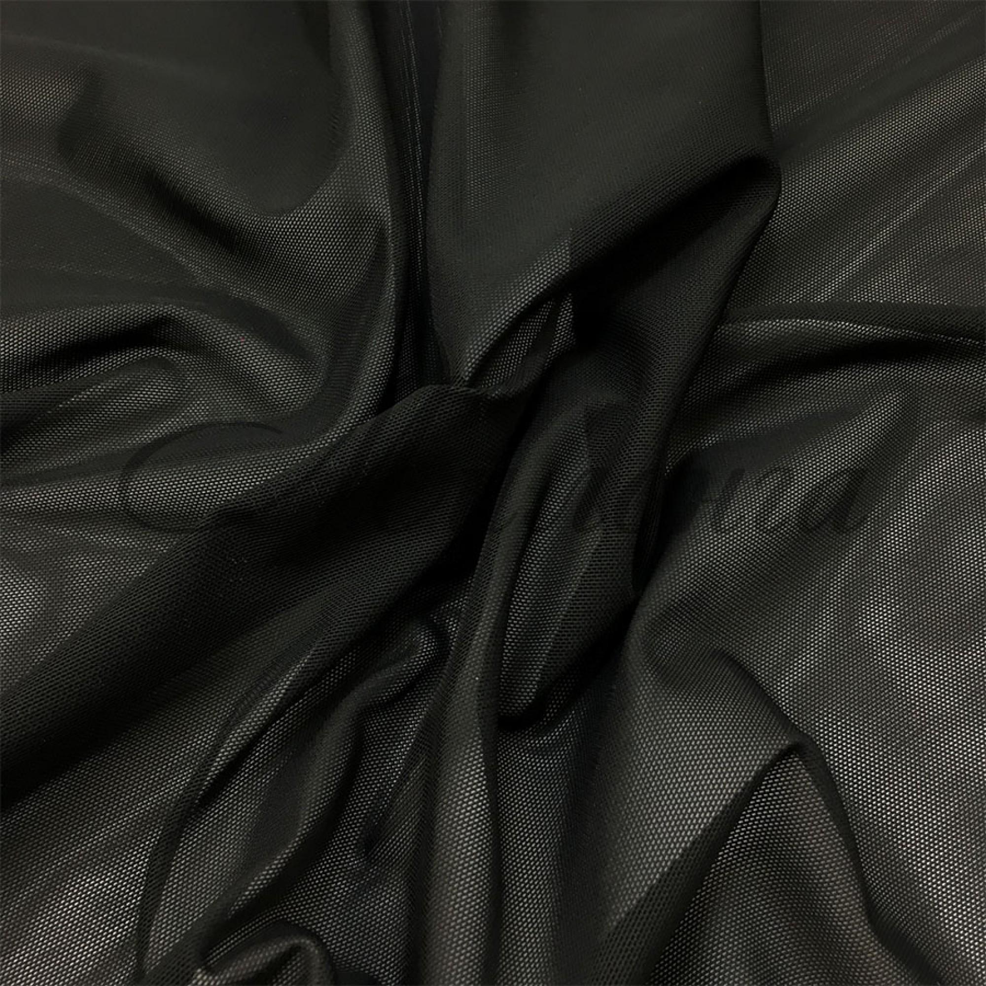 Сетка Chrisanne плотная ( B.net150)  Black