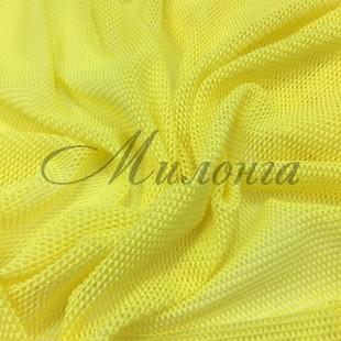 Сетка декор мелкая Италия Yellow