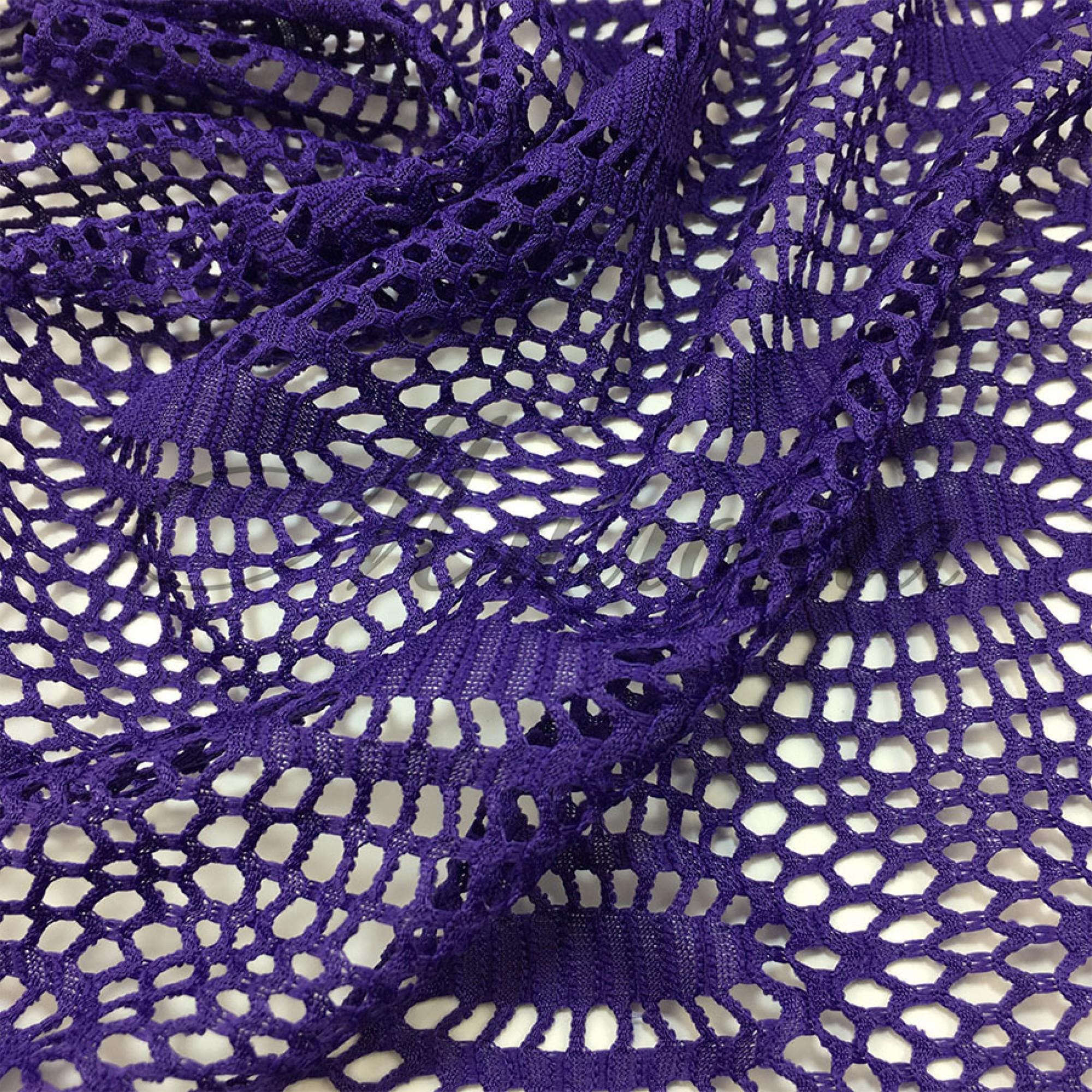 Сетка декор узор Италия PurpleRain