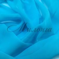 Шифон (Georgette) Chrissanne BlueParadise